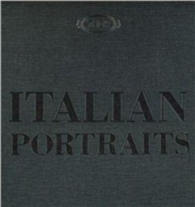 Foto Cover di Italian portraits. Ediz. italiana e inglese, Libro di Donatella Sartorio, edito da Skira