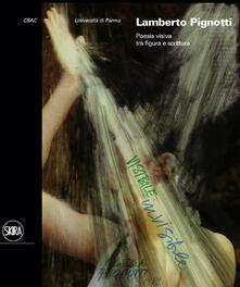 Lamberto Pignotti. Poesia visiva tra figura e scrittura - copertina