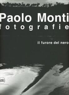 Nicocaradonna.it Paolo Monti. Fotografie. Il furore del nero Image