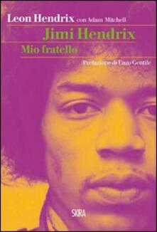 Osteriacasadimare.it Jimi Hendrix. Mio fratello Image