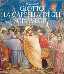 Giotto. La cappella degli Scrovegni - copertina
