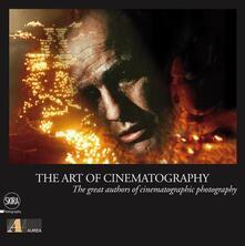L' arte della cinematografia-The art of cinematography. Con DVD - Vittorio Storaro,Lorenzo Codelli,Bob Fisher - copertina