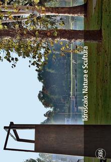 Idroscalo. Natura e scultura - copertina