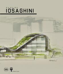 Massimo Iosa Ghini. Ediz. italiana e inglese - copertina