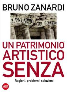 Voluntariadobaleares2014.es Un patrimonio artistico senza. Ragioni, problemi, soluzioni Image