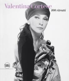 Valentina Cortese. 100 ritratti - copertina