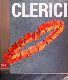 Fabrizio Clerici. Nel centenario della nascita 1913-2013. Ediz. italiana e inglese - copertina