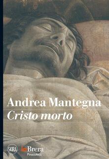 Mantegna. Cristo morto - copertina