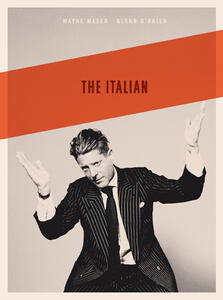 The Italian. A Photographic Interview. Lapo Elkann. Ediz. inglese