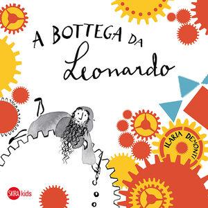 Libro A bottega da Leonardo Ilaria Demonti