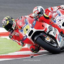 Writersfactory.it Ducati. 2015 official yearbook. Ediz. italiana e inglese Image