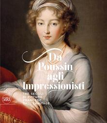 Letterarioprimopiano.it Da Poussin agli Impressionisti. Tre secoli di pittura francese dall'Ermitage. Ediz. illustrata Image