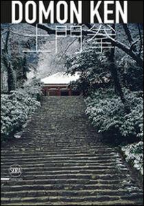 Libro Domon Ken. Il maestro del realismo giapponese Rossella Menegazzo , Fujimori Takeshi