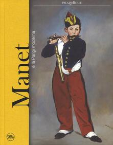 Daddyswing.es Manet e la Parigi moderna. Ediz. a colori Image