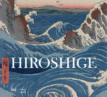 Hiroshige. Visioni del Giappone. Ediz. a colori - Rossella Menegazzo - copertina