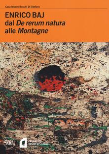 Filippodegasperi.it Enrico Baj. Dal «De rerum natura» alle «Montagne» Image