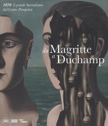 Listadelpopolo.it Da Magritte a Duchamp. 1929: il grande Surrealismo dal Centre Pompidou. Ediz. a colori Image