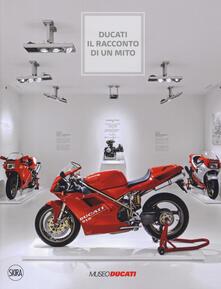 Steamcon.it Ducati. Il racconto di un mito. Ediz. illustrata Image