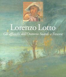 Charun.it Lorenzo Lotto. Gli affreschi dell'Oratorio Suardi a Trescore. Ediz. a colori Image