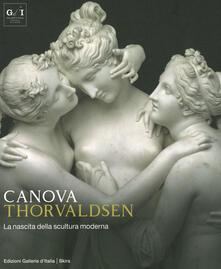 Daddyswing.es Canova Thorvaldsen. La nascita della scultura moderna. Ediz. illustrata Image