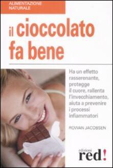 Atomicabionda-ilfilm.it Il cioccolato fa bene. Ha un effetto rasserenante, protegge il cuore, ralllenta l'invecchiamento, aiuta a prevenire i processi infiammatori Image