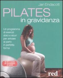 Warholgenova.it Pilates in gravidanza. Con CD Audio Image