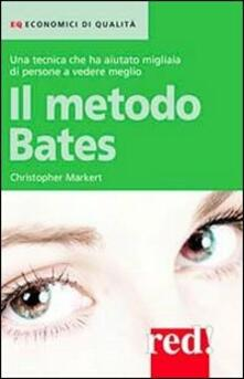 Antondemarirreguera.es Il metodo Bates Image