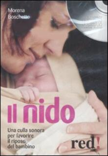 Winniearcher.com Il nido. CD Audio Image