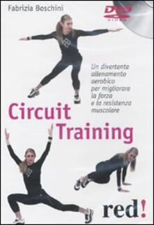 Listadelpopolo.it Circuit training. DVD Image