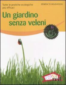 Fondazionesergioperlamusica.it Un giardino senza veleni Image
