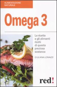 Squillogame.it Omega 3. Le ricette e gli alimenti ricchi di questa preziosa sostanza Image