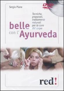 Vitalitart.it Belle con l'ayurveda. DVD Image