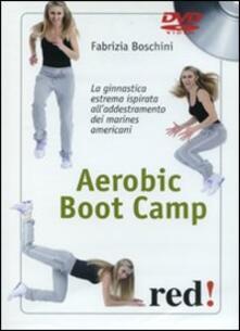 Premioquesti.it Aerobic boot camp. La ginnastica estrema ispirata all'addestramento dei marines americani Image