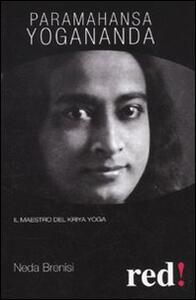 Libro Paramahansa Yogananda Serena Bindi
