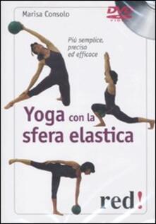 Equilibrifestival.it Yoga con la sfera elastica. Più semplice, preciso ed efficace. DVD Image