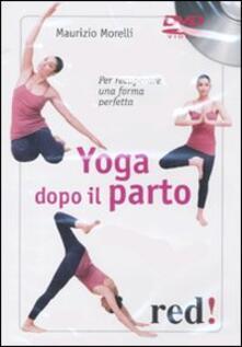 Radiospeed.it Yoga dopo il parto. Per recuperare una forma perfetta. DVD Image