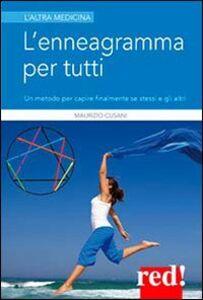 Libro L' enneagramma per tutti. Un metodo per capire finalmente se stessi e gli altri Maurizio Cusani
