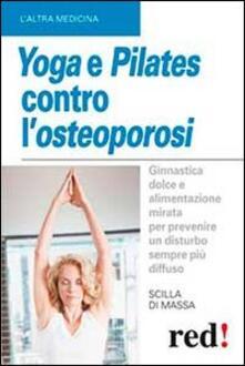 Equilibrifestival.it Yoga e pilates contro l'osteoporosi Image