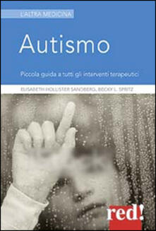 Antondemarirreguera.es Autismo. Piccola guida a tutti gli interventi terapeutici Image