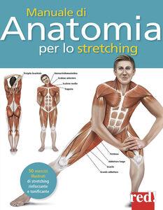 Libro Manuale di anatomia per lo stretching Ken Ashwell