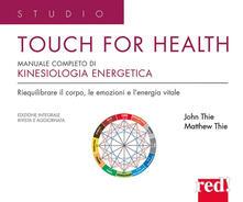 Nicocaradonna.it Touch for health. Manuale completo di kinesiologia applicata Image