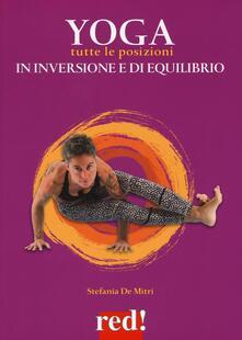 Daddyswing.es Yoga. Tutte le posizioni in inversione e di equilibrio Image