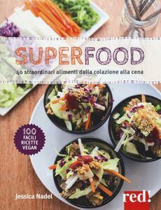 Libro Superfood Jessica Nadel