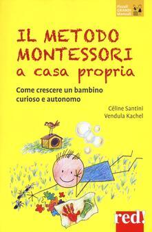 Antondemarirreguera.es Il metodo Montessori a casa propria. Come crescere un bambino curioso e autonomo Image