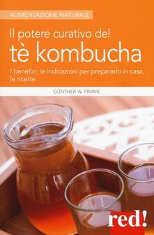 Capturtokyoedition.it Il potere curativo del tè Kombucha. I benefici, le indicazioni per prepararlo in casa, le ricette Image
