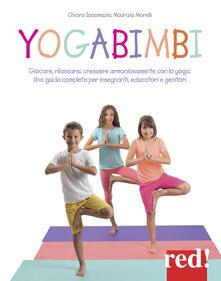 Yogabimbi - Chiara Iacomuzio,Maurizio Morelli - copertina
