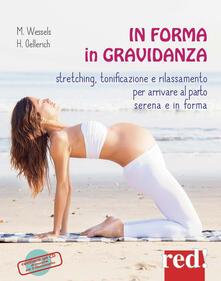 Osteriacasadimare.it In forma in gravidanza. Ediz. a colori. Con CD Audio Image