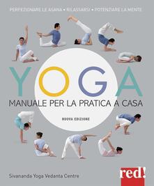 Lascalashepard.it Yoga. Manuale per la pratica a casa Image