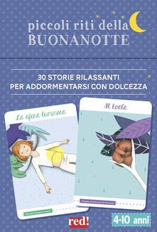 Cefalufilmfestival.it Piccoli riti della buonanotte. Con 30 Carte Image