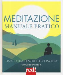 Mercatinidinataletorino.it Meditazione. Manuale pratico Image